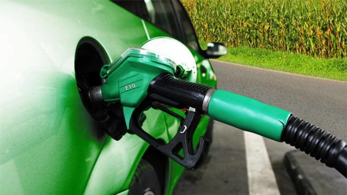 Energy for a Future America: Ethanol and Gasohol - Green ...